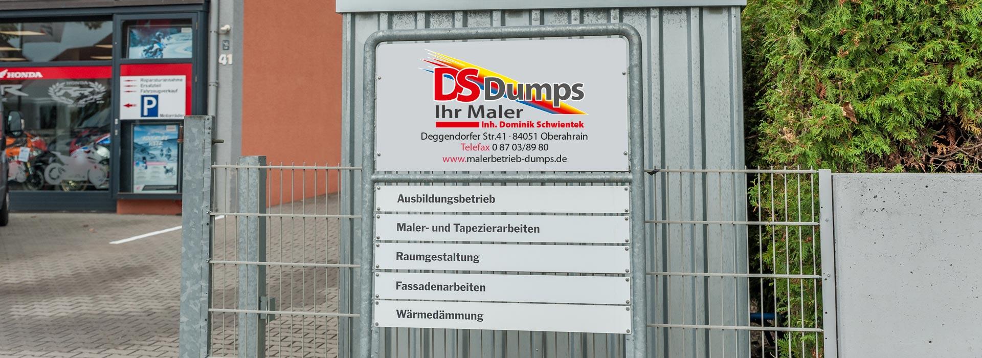 Maler Dumps in Oberahrain